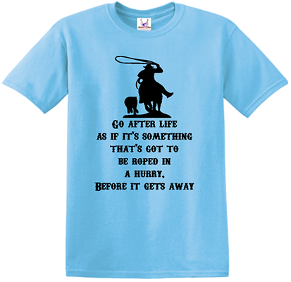 Go After Life Tee