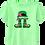 Thumbnail: Leprechaun Girl Personalized infant/Toddler Tee