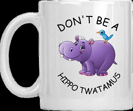 Hippo Twatamus Mug