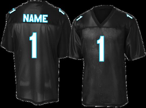 Football Replica Jersey Black