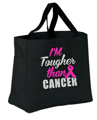Cancer Awareness Tote