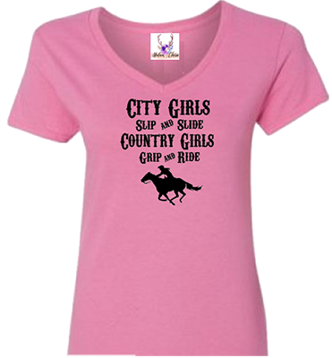 City Girls Tee