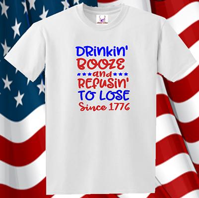 Drinkin' Booze Tee