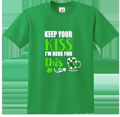 Keep Your Kiss Tee