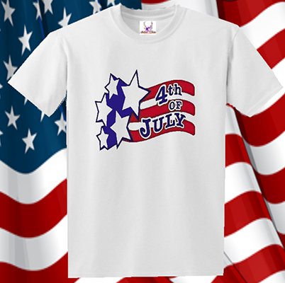 4th of July Tee