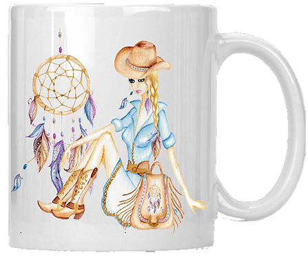 Country Dream Mug