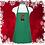 """Thumbnail: Rudolph 24"""" 3 Pockeet Apron"""
