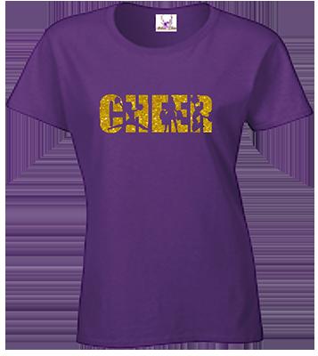 Cheer 1 Tee
