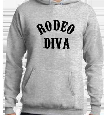 Rodeo Diva Hoodie