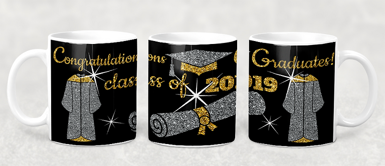 Congratulations - Graduation Mug