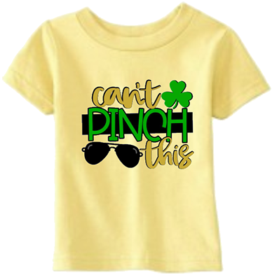 Can't Pinch This Infant/Toddler Tee
