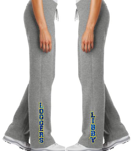 Ladies Open Bottom Sweatpant