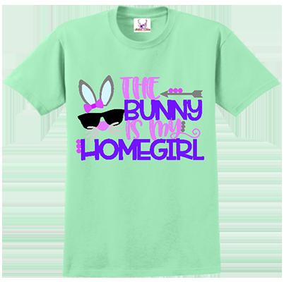 The Bunny Is My Homegirl Tee