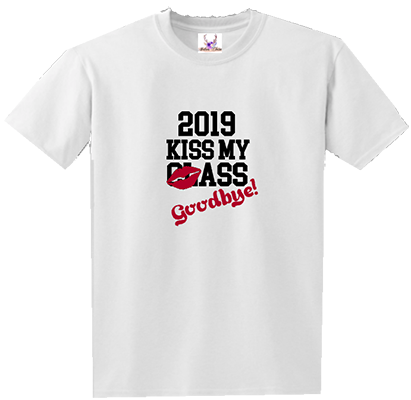 Kiss My Class Tee