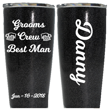 Grooms Crew Best Man