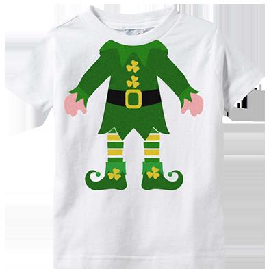 Leprechaun Body Infant/Toddler Tee
