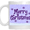 Thumbnail: Lavendar Snowman Mug