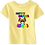 Thumbnail: Happy Easter Rainbow Bunny w eggs Infant/Toddler Tee