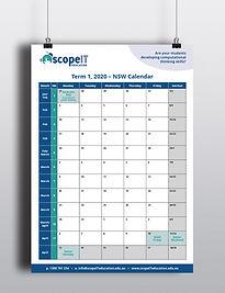 ScopeIT Education School Calendar