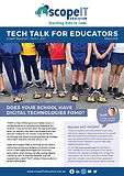 Tech Talk For Principals Edition 18