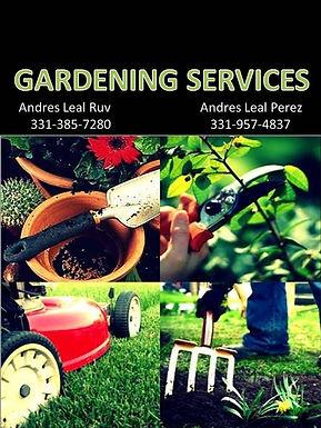 Andres Gardening