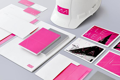 printed business identity