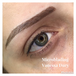 microblanding, make up, vanessa dury, beauty derm