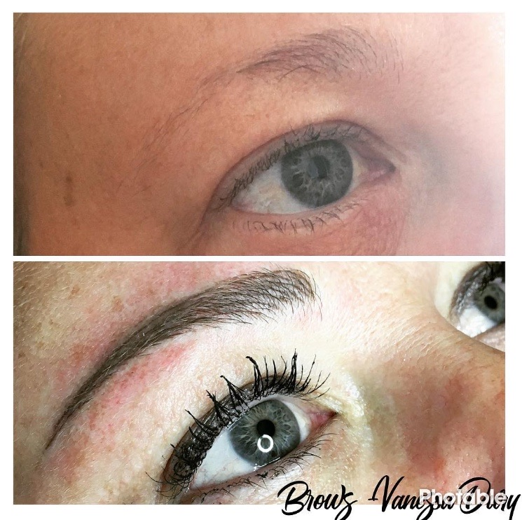 quadrilatera tattoo brows by vanessa dur
