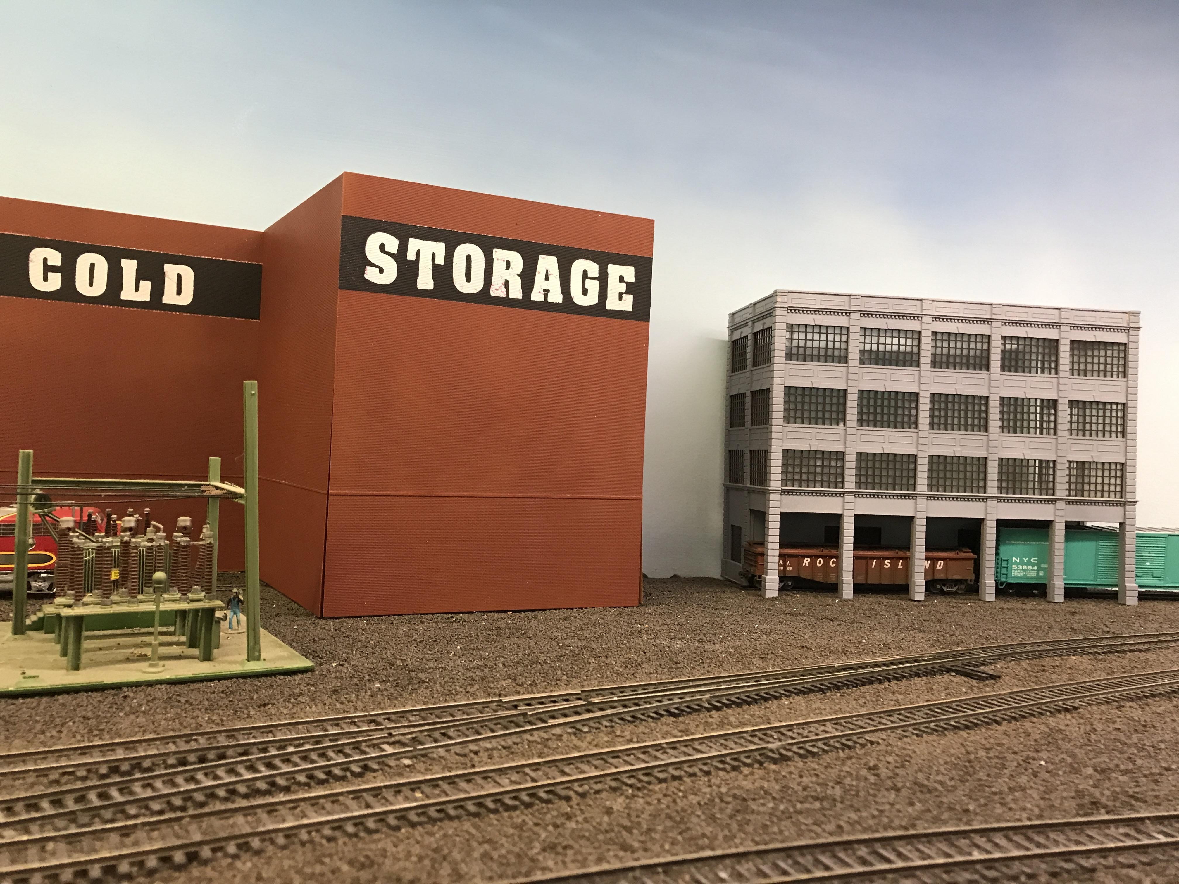 Madison Cold Storage