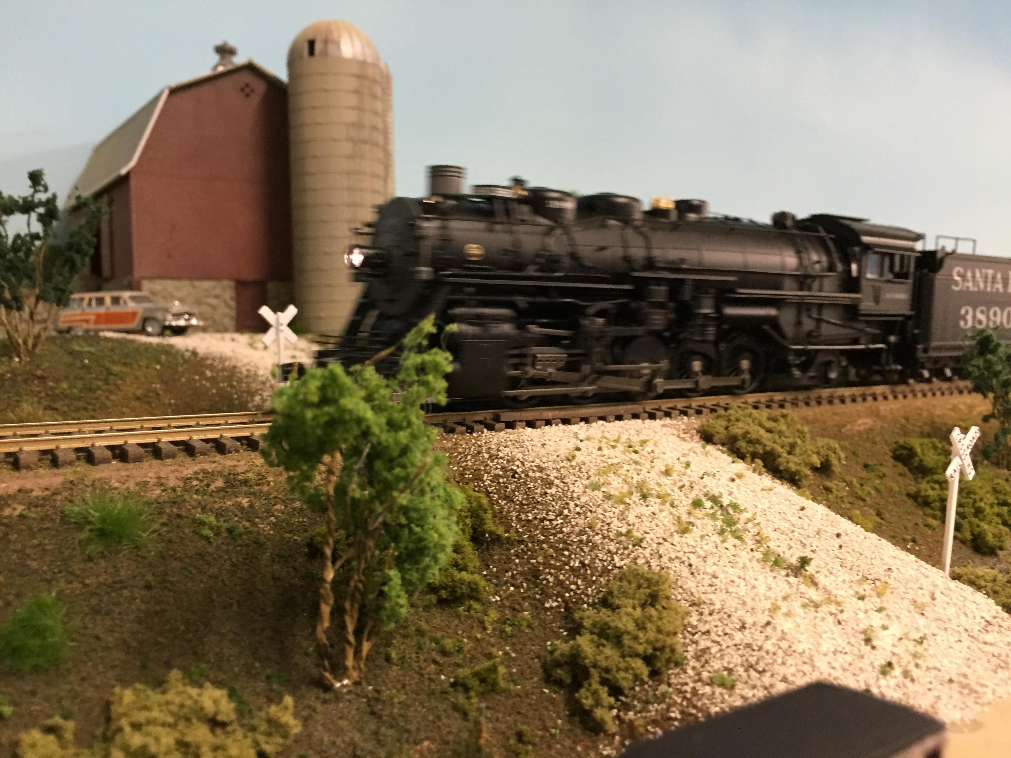 Farm Crossing