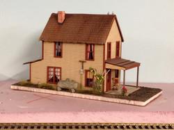 A Dave Kruiswyk built house