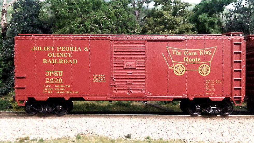 Prairie Scale Model Railroaders Club Car