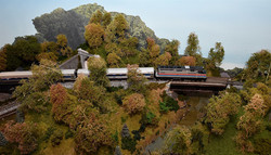Amtrak Leaving Aidrian