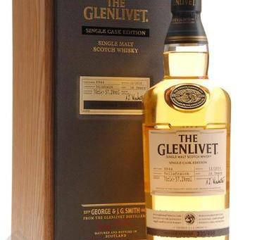The Glenlivet's nod to the whisky smugglers!!