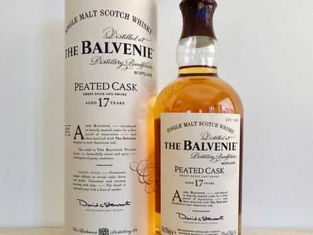 Balvenie's Masterstroke from their Master Distiller