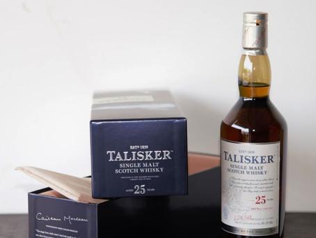 Talisker 25 - Quarter of a Century Well Spent