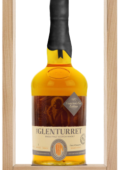 The Glenturret Honours its Distillery Manager
