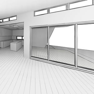 19 Roseview Ave Revit file - 3D View - F