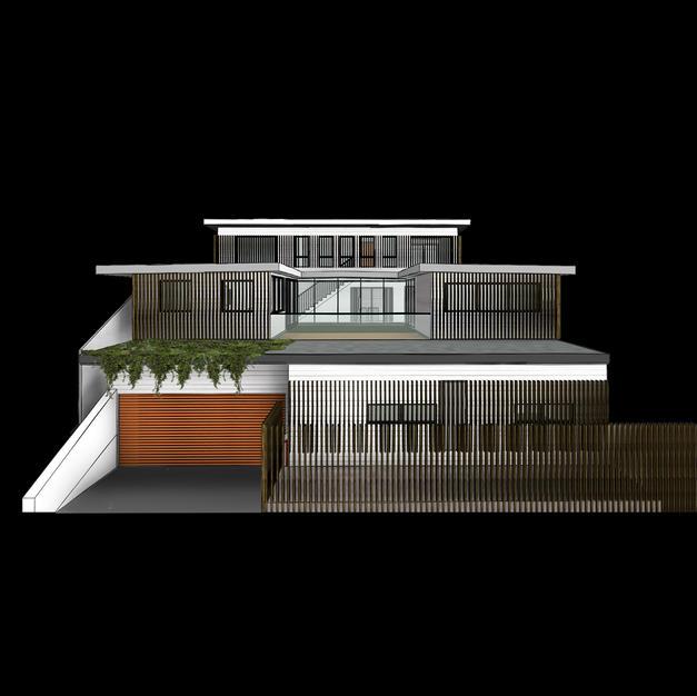 Madhaus Albion park Haus