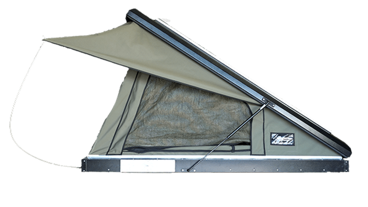 Bush Company Clamshell Rooftop Tent