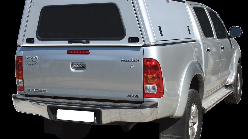 Alu-cab Dualcab Canopy