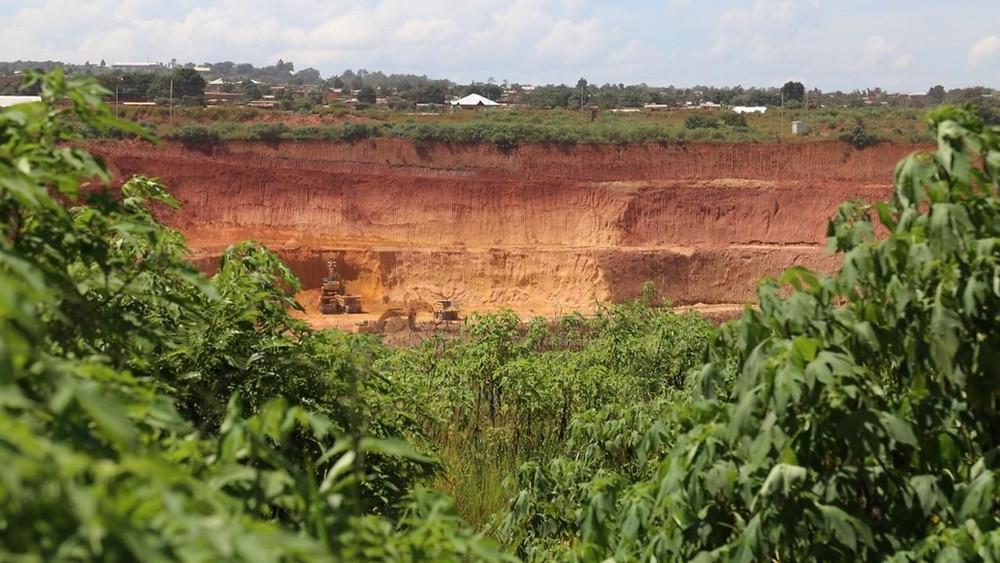 Mine Congo