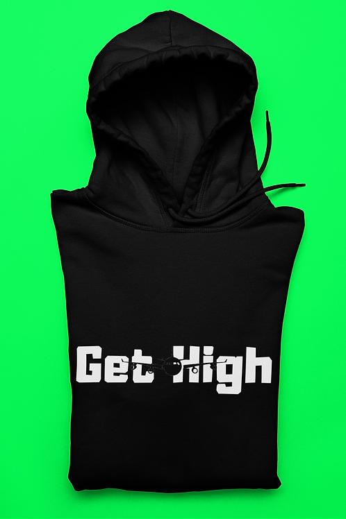 Get High Hoodie