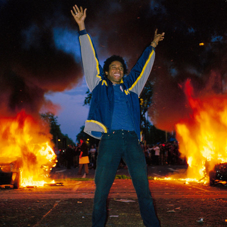 """""""Raves and Riots"""": A Phone Call with Vinca Petersen"""