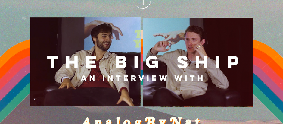 """""""Progress not perfection"""": An Interview with ANALOG BY NAT"""