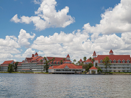 Afternoon Tea at Disney's Grand Floridian Resort & Spa