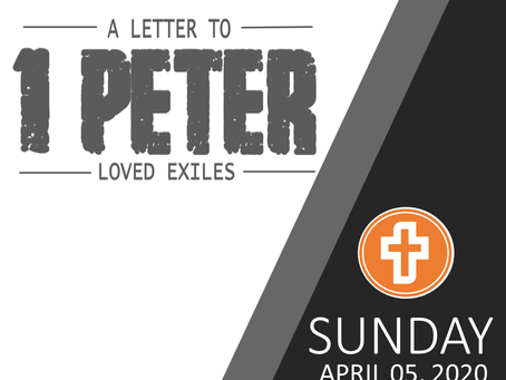 SUNDAY MESSAGE | APRIL 05, 2020