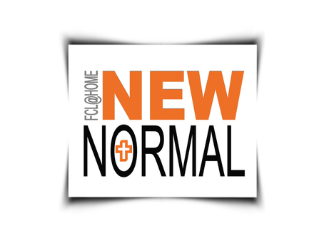 NEW NORMAL | HOLY WEEK
