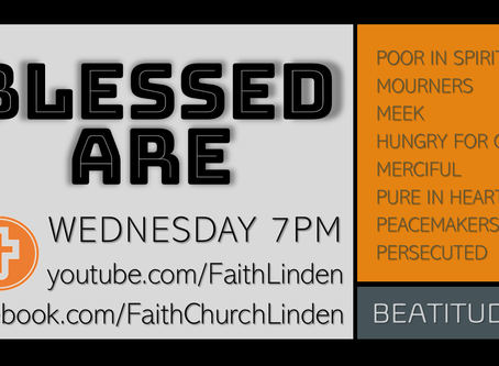 BEATITUDES | PEACEMAKERS