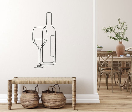 Glass & Bottle